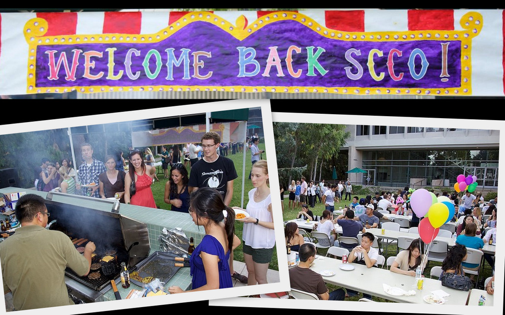 Welcome Back BBQ – Optometry Admissions Blog