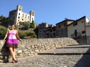 Here's Dr. Woo in Italy...