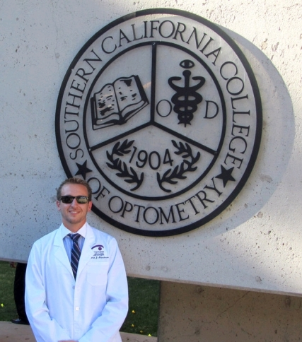 "Daniel Brinchman, SCCO 4th year student and author of the series, ""Adventure of a 4th Year SCCO Student"" about his experience in clinical rotations..."