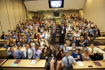 SCCO's Incoming Class of 2017 on Orientation Day