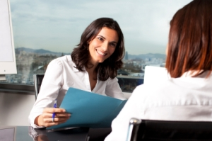 """The Informational Interview is a highly focused information gathering session that yields a view from the inside."" Photo purchase iStockphoto.com"