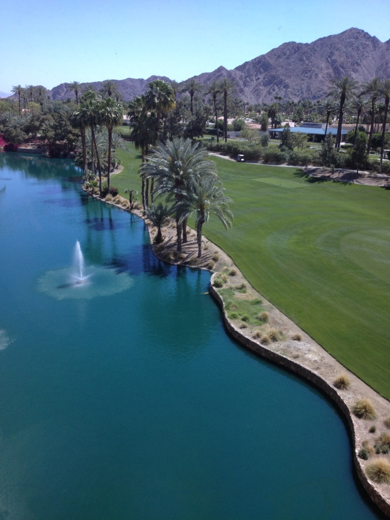 """Continuing education retreat in Indian Wells, CA."""