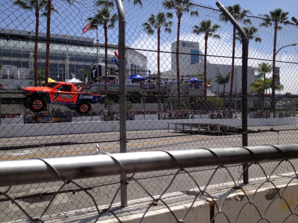 """Annual event held in Long Beach - Grand Prix!"""