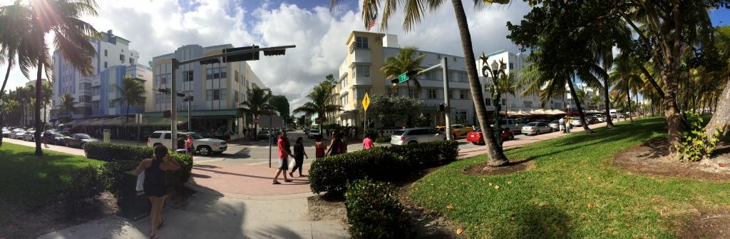 """""""South Beach Miami just like Tony Montana."""""""