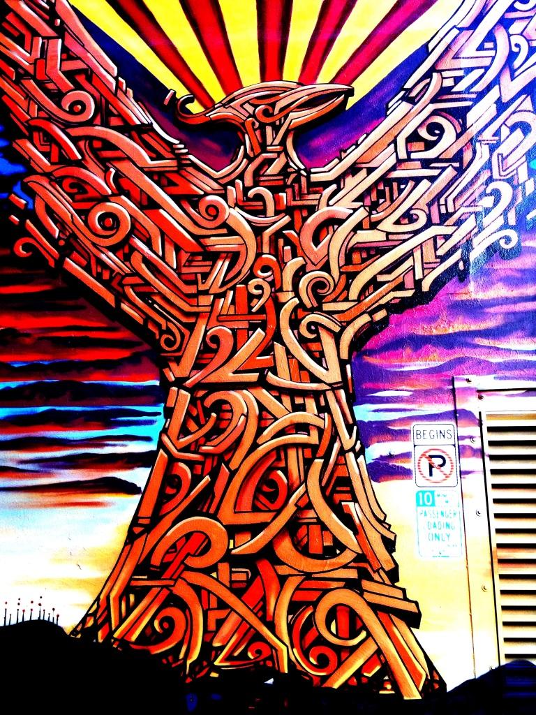 """""""Wall art in Phoenix."""""""