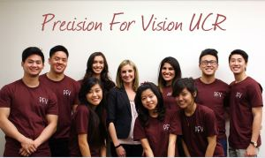 UCR Precision for Vision