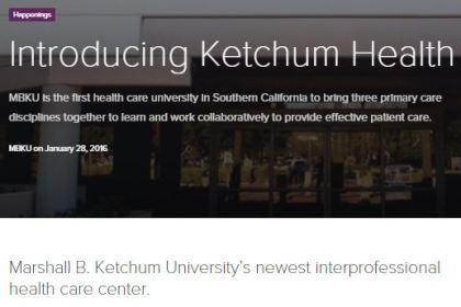 Introducing Ketchum health