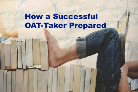 How a Successful Oat Taker Prepared