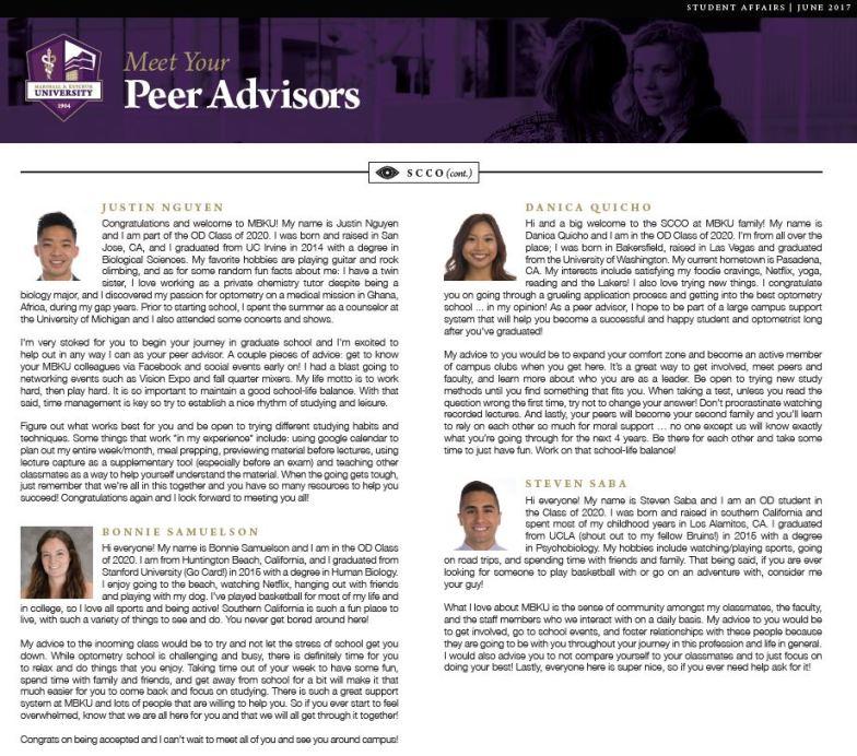 PDF Peer Advisor Saba