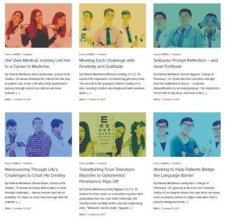 Screen Image of Magazine 2