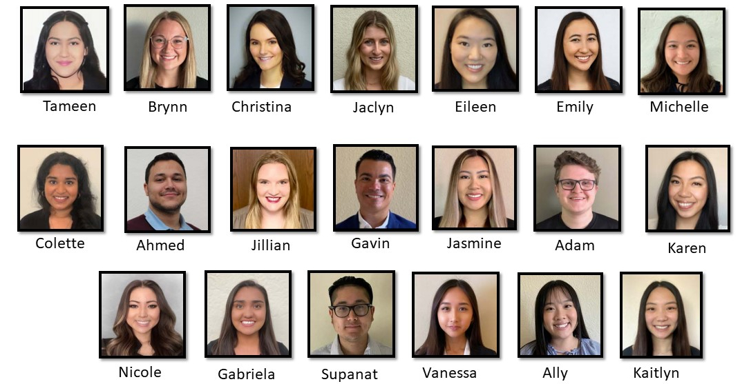 2025 Student Ambassadors